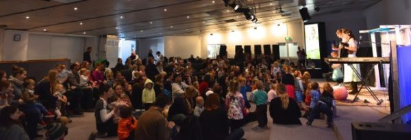 Petite Music Box Live - Kidsfest 1