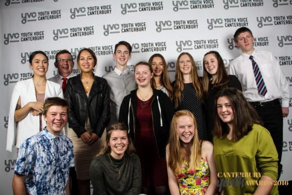 Volunteers - YVC 2016